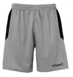 WPPA Dark Grey / Melange Black Training Shorts